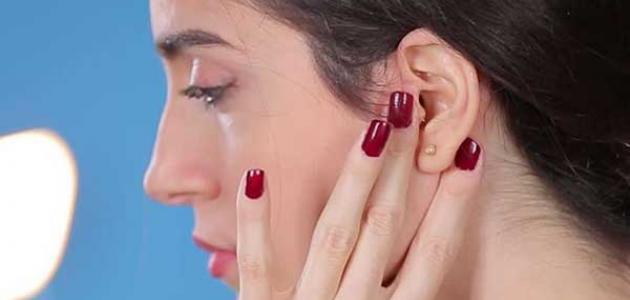 أسباب انسداد الأذن