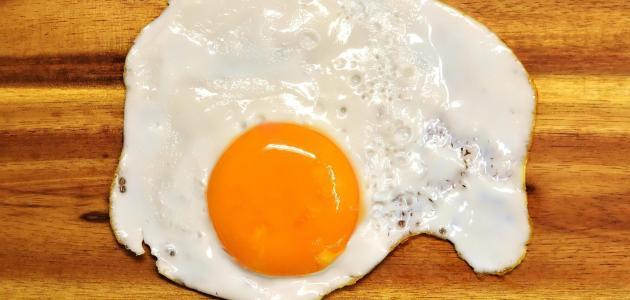 أسباب حساسية البيض لدى الكبار