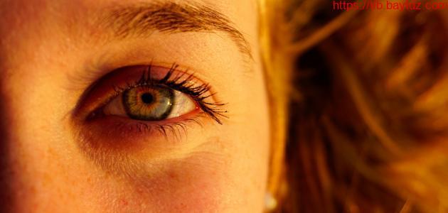 أسباب رفة العين اليمنى