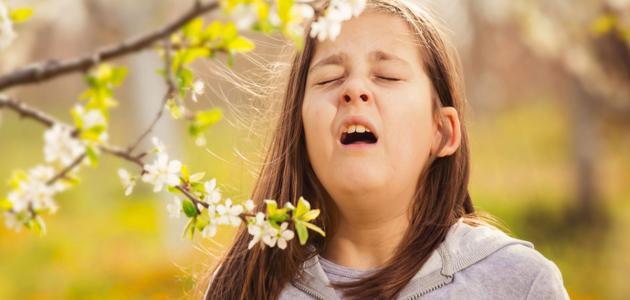 أعراض الحساسية الربيعية