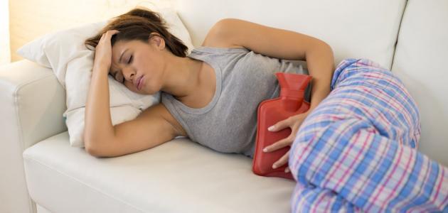علاج آلام الدورة الشهرية