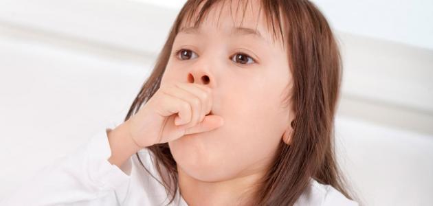 علاج الكحة للأطفال