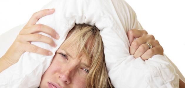 علاج مشاكل النوم