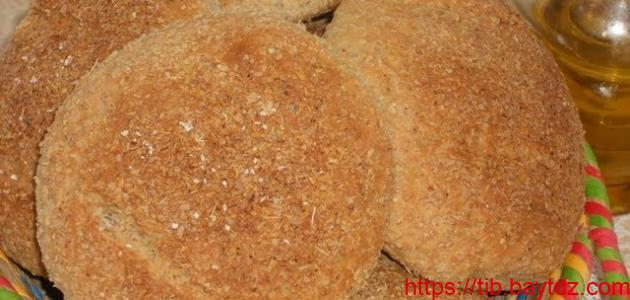 فوائد خبز النخالة
