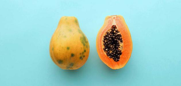 فوائد فاكهة البابايا للسكري