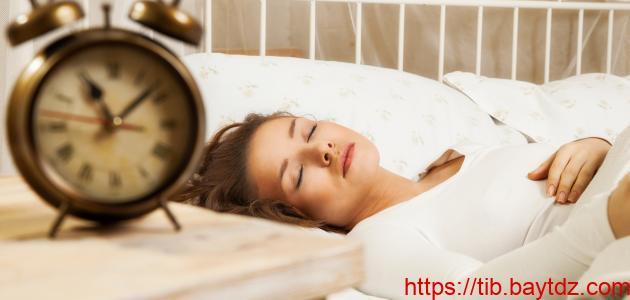 ما هي أضرار النوم